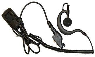 Genzo eXtreme Headset XT korvakuullokkeella.